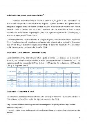 Diagnosticul intreprinderii SC Ropharma SA - Proiecte ro